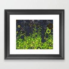 Summer Storm Framed Art Print