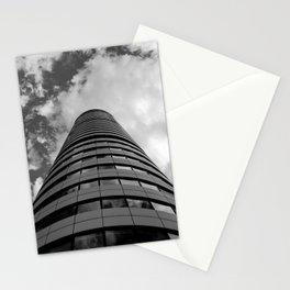 Keep Your Aim High (Bridgewater Place) Stationery Cards
