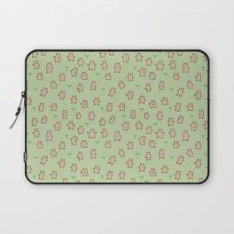 Tiny Bears Pattern Laptop Sleeve