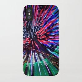 Night Light 144 - Wheel iPhone Case