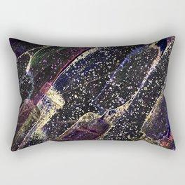 shiny microbes Rectangular Pillow
