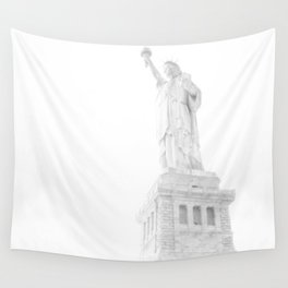 torch Wall Tapestry