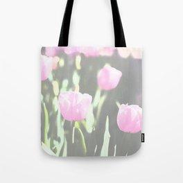 pink land Tote Bag