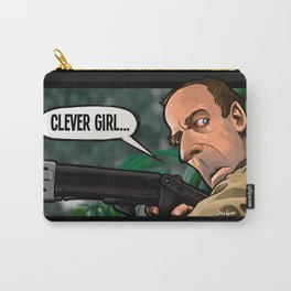 Clever Girl Carry-All Pouch