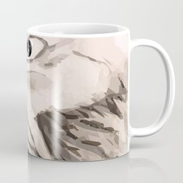 Scream samurai Coffee Mug