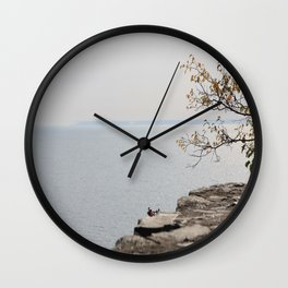 Along the North Shore Wall Clock