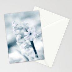 Blue Hyacinth Stationery Cards