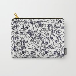 Hedonistic Astrophoria (Darkest) Carry-All Pouch