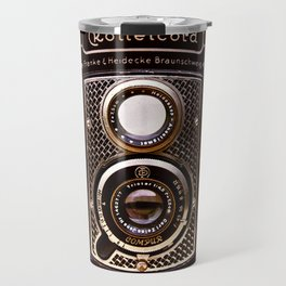 Rolleicord art deco Travel Mug