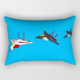 Seekers Rectangular Pillow