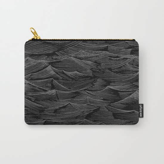 Abstract Waves.... Carry-All Pouch