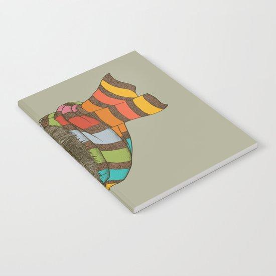 Winter Bear Notebook