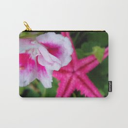 starfish in the flower pot Carry-All Pouch