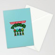 Teenage Mutant Ninja Toads Stationery Cards