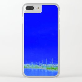 Water Way Clear iPhone Case