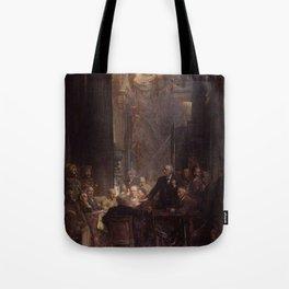 James Guthrie - Statesmen of World War I Tote Bag