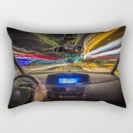 Speed City Rectangular Pillow
