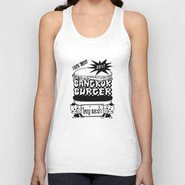 Bangkok Burger Unisex Tank Top