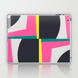 Modern Geometric 65 Pink Laptop & iPad Skin