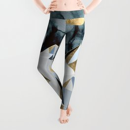Midnight Peaks Leggings