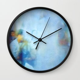 OUT-OF-FOCUS Wall Clock