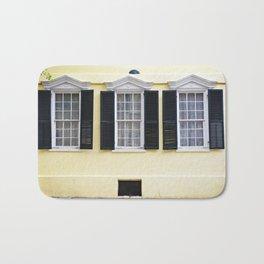Sunny Charleston Windows Bath Mat