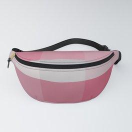 Pixels: Pinks & Grey Fanny Pack
