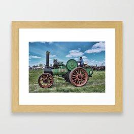 Jem General Purpose Engine Framed Art Print