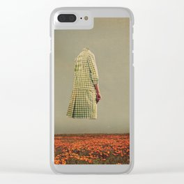 Come Clear iPhone Case