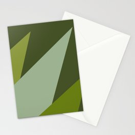 angles 6 Stationery Cards