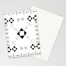 Secrets are safe Stationery Cards