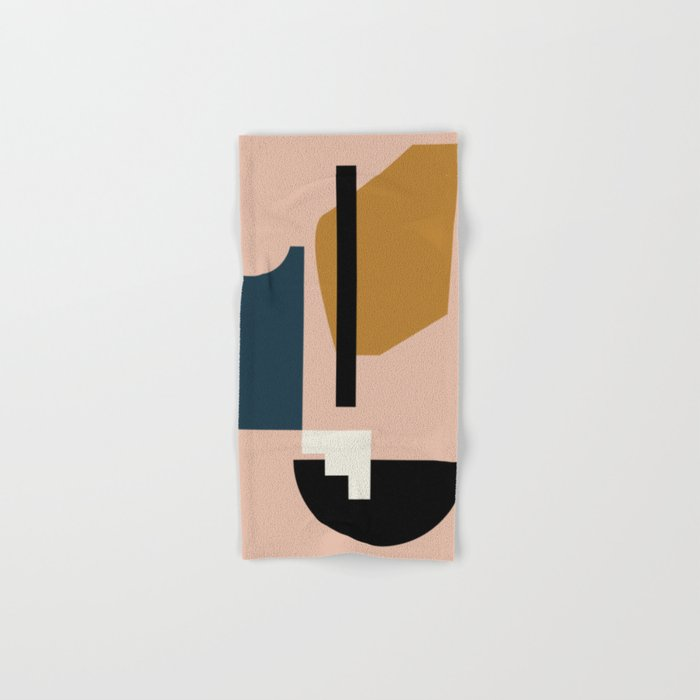 Shape study #2 - Lola Collection Hand & Bath Towel