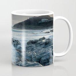 Blue hour at Bracelet Bay Coffee Mug