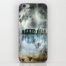 Dreamscape - Stonehenge iPhone & iPod Skin