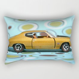 Chevelle SS Profile Rectangular Pillow