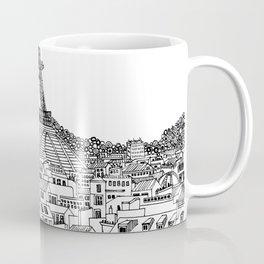 Paris Rooftops Coffee Mug