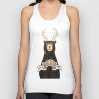 beer Tank Tops featuring Beer by Cale LeRoy