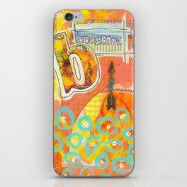 B Creative iPhone Skin