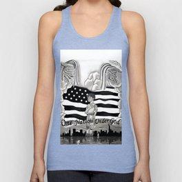 911: One Nation Under God Unisex Tank Top