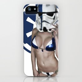 Commander Jess iPhone Case