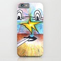 A Star in the Sky iPhone 6 Slim Case
