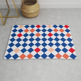 CHEKERBOARR - Variant 1 Rug