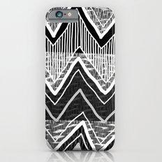 Sunchoke #5 // Black + White Version iPhone 6s Slim Case