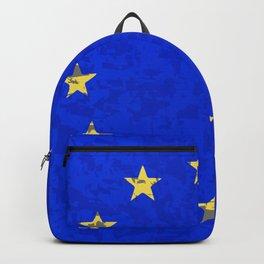 EU Flag Backpack