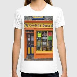 Cooley's Pub Tee T-shirt
