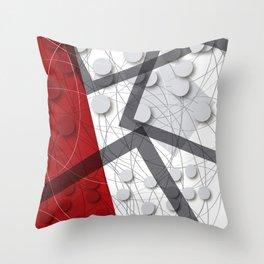 Caminos del detalle · Glojag Throw Pillow