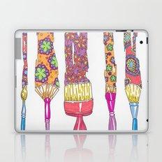 Painting Patterns Laptop & iPad Skin
