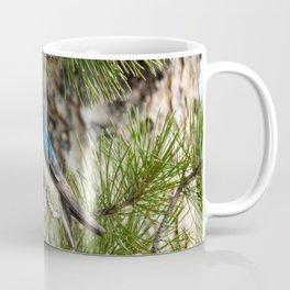 Blue Swallow Photography Print Coffee Mug