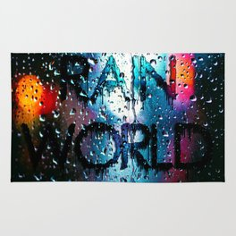 Rain World Rug