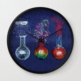 I wish You Wall Clock